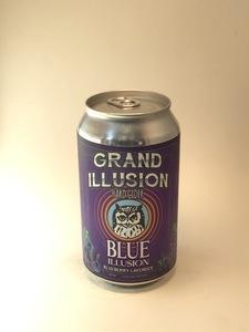 Grand Illusion - Blue Illusion (12oz Can)